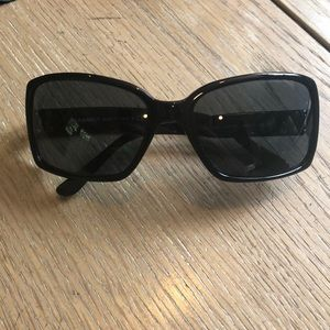 CHANEL 5030 black fashion sunglasses